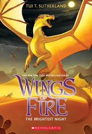 wings of fire brightest night