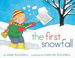 first snowfall anne rockwell
