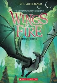 wings of fire moon rising