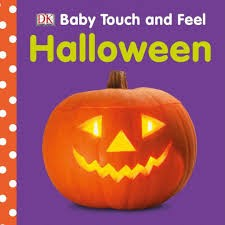 DK Baby touch and feel halloween