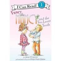 fancy nancy too loose tooth i can read