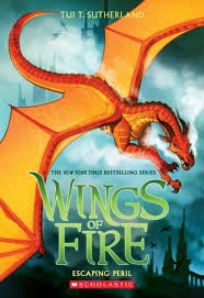 wings of fire escaping peril