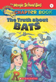 magic school bus chapter book the truth about bats