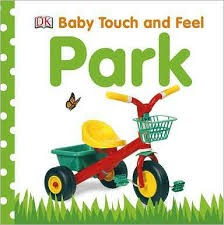 DK Baby touch and feel park