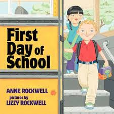 first day of school rockwell