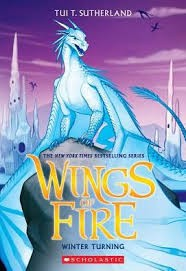 wings of fire winter turning