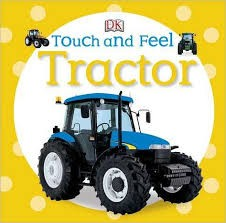 dk touch and feel tractor