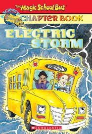 magic school bus chapter book electric storm