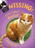Missing A Cat Called Buster A Book And A Hug border=