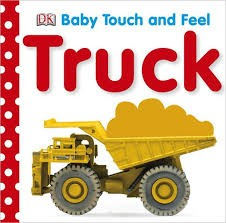 DK Baby Touch and feel truck