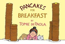 pancakes for breakfast  barnes and noble