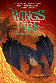 Wings of fire graphic novel book 4