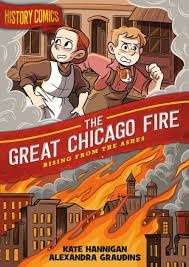 history comics the great chicago fire