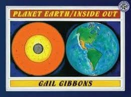 Planet earth inside out gail gibbons