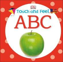 DK touch and feel abc