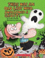 There Was An Old Lady Who Swallowed A Ghost