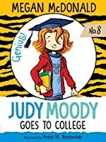 Judy Moody, Book 8:  Judy Moody Goes to College