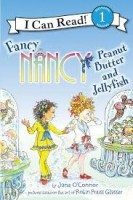 Fancy Nancy peanut butter and jellyfish  (I Can Read Level 1)