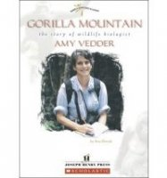 Gorilla Mountain: The Story of Wildlife Biologist Amy Vedder (Women's Adventures in Science)