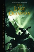 Percy Jackson and the Olympians, Book 5:  The Last Olympian