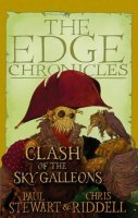 Edge Chronicles, Book 9:  Clash of the Sky Galleons