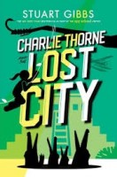 charlie thorne and the lost city