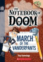 Notebook of Doom, #12: March of the Vanderpants
