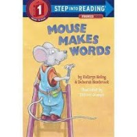 mouse makes words step into reading