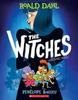 witches   the graphic novel