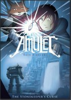 Amulet, Book 2:  Stonekeeper's Curse