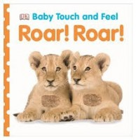 dk baby touch and feel roar roar