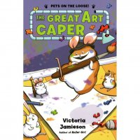 Pets On the Loose:  The Great Art Caper