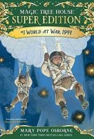 Magic Tree House Super Edition #1:  World at War, 1944