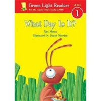 green light readers what day is it