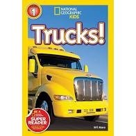 national geographic readers trucks