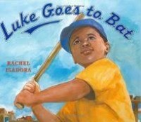 Luke goes to bat isadora