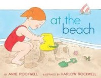 at the beach anne rockwell