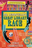 Mr. Lemoncello's Great Library Race   (Mr. Lemoncello's Library, Book 3)
