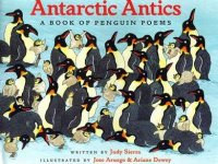 Antarctic Antics  A Book of Penguin Poems