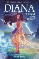 wonder woman diana and the island of no return