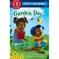 garden day step into reading