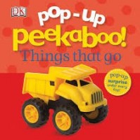 DK Pop Up Peekaboo things that go