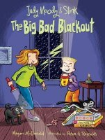Judy Moody and Stink, Book 3: The Big Bad Blackout