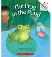 The Frog in the Pond and other Animal Stories:  A Rookie Reader Treasury
