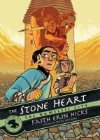 Nameless City, Book 2:  Stone Heart