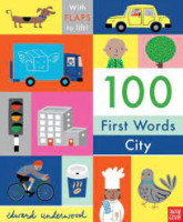 100 first words city