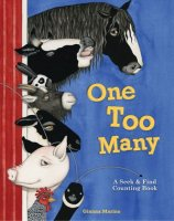 One Too Many:  A Seek & Find Counting Book