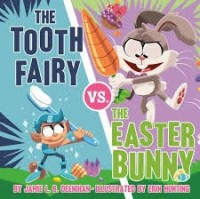 tooth fairy vs the easter bunny
