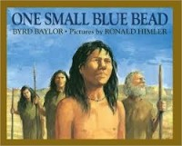 one small blue bead baylor