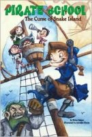 Pirate School, Book 1:  The Curse of Snake Island